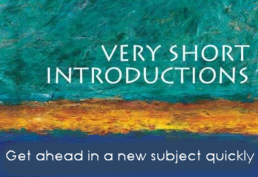 Very Short Introductions Get ahead in a new subject quickly