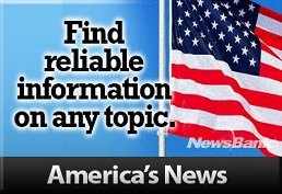Find reliable information on any topic.  America's News.