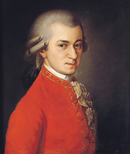 mozart picture
