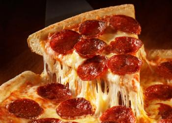 Pepperoni pizza picture