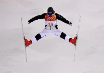Olympic skier pic