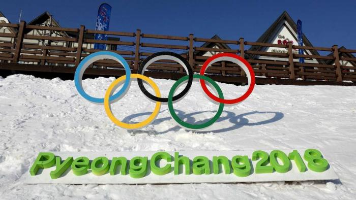 PyeongChang, South Korea Winter Olympics pic